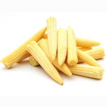 Fresh Peeled Baby Corn