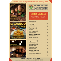 Millet Ladoo Combo Pack